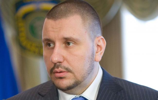 ГПУ снова вызвала на допрос экс-министра доходов и сборов Клименко