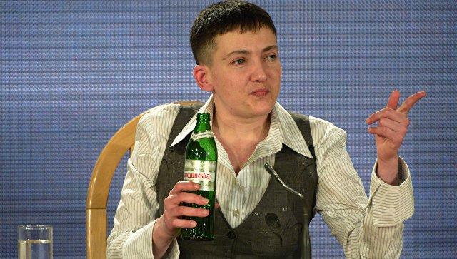 В «Народном фронте» заявили, что Савченко повторяет тезисы Путина