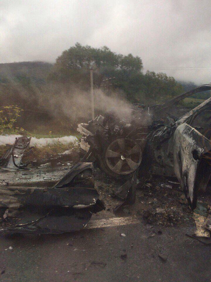 Масштабная автокатастрофа на Львовщине, много раненых. Есть погибшие