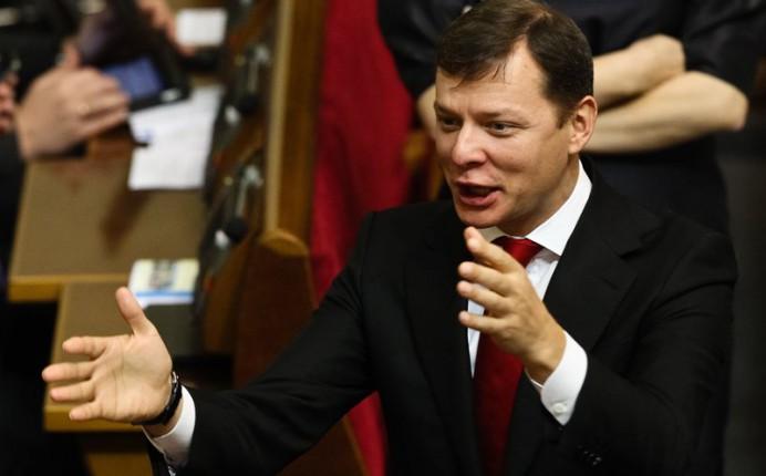 Ляшко обматерил Савченко из-за слов про общие идеалы Майдана и Антимайдана