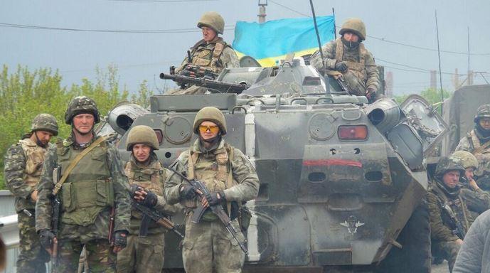 В зоне АТО неспокойно: боевики начали активно обстреливать украинские позиции