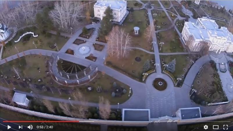 В интернете появились фото и видео роскошной дачи Порошенко