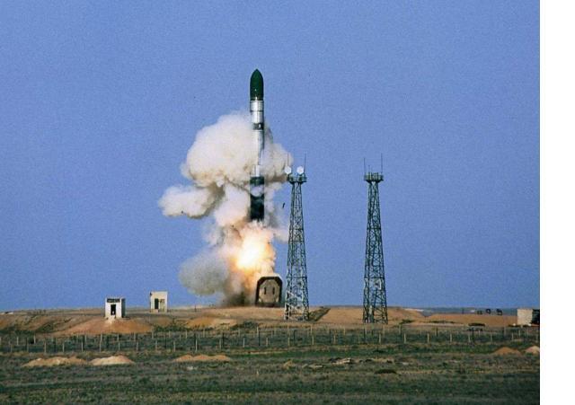 Ющенко сделал громкое заявление о ядерном оружии Украины