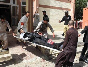 ИГИЛ взял на себя ответственность за взрыв в Пакистане
