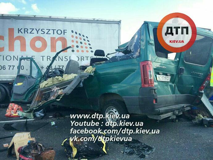 Все пострадавшие в ДТП в Люблине — граждане Украины