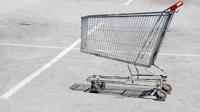 Через украденный из торгового центра тележку юношам грозит криминал
