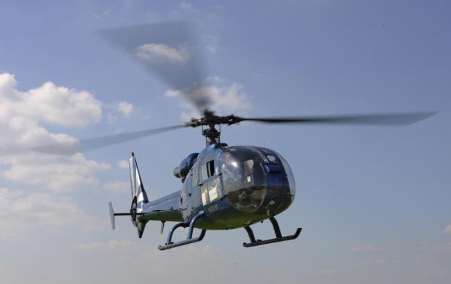 В результате крушения вертолета в Чехии погибли 2 человека