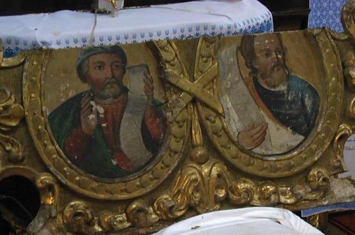 На Львовщине нашли 400-летние иконы, которые считались утраченными