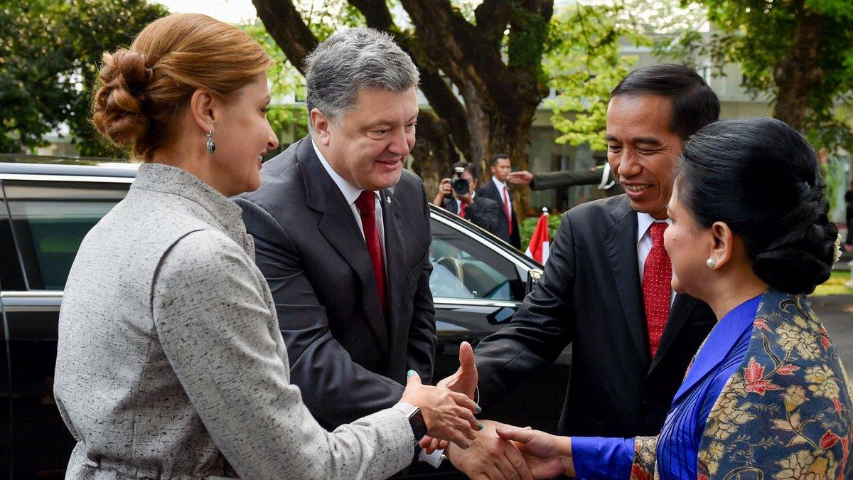 Индонезия вводит безвизовый режим для украинцев