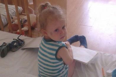 В Одессе женщина ушла топиться, оставив маленькую дочь у воды (ФОТО)
