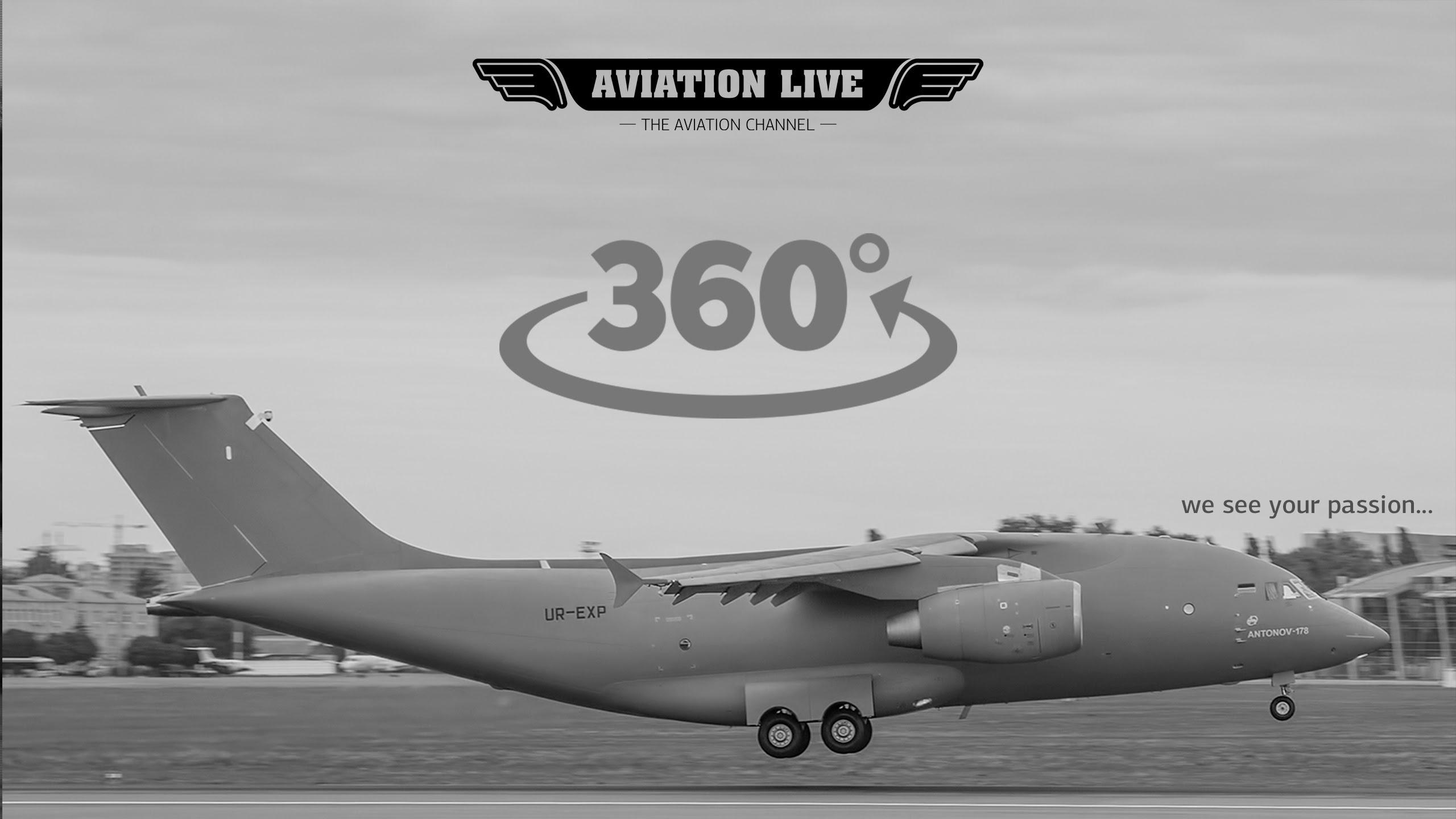 Антоновке взорвали YOUTUBE через предоставленную нам возможность пользователям почувствовать полет на новом АН 178