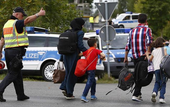 Беженцев заставляют покинуть Германию