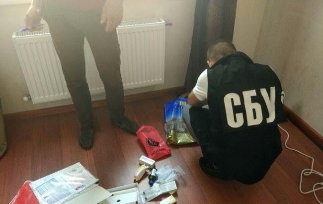 СБУ задержала агитатора «Киевской народной республики»