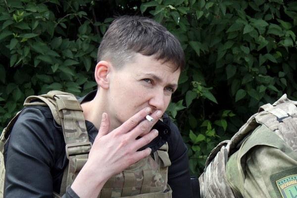 Савченко рассказала о «быстром» способе вернуть Крым