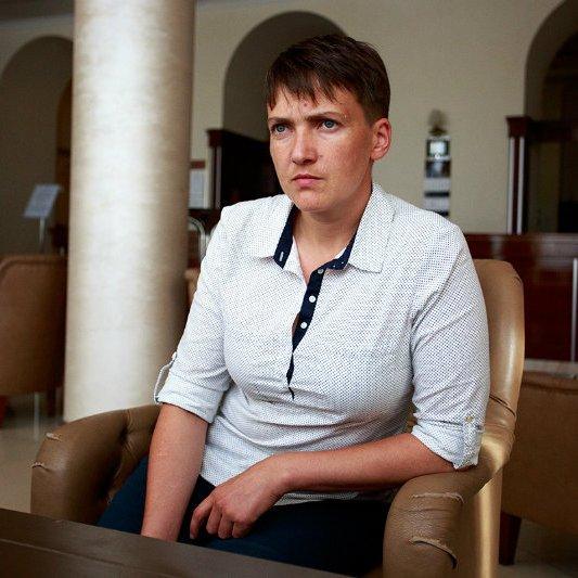Савченко рассказала, каким будет ее первый президентский указ
