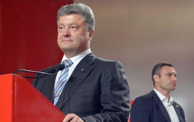 Компания Порошенко подала в суд на власти Киева