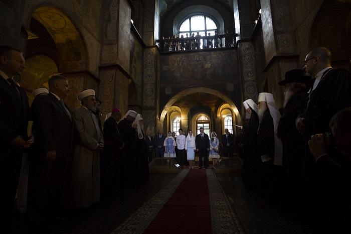 Во что вырядились жена и дети Порошенко ко Дню Независимости (ФОТО)