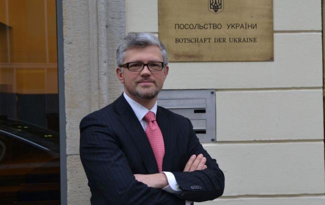 РФ может осуществить очередное вторжение в Украину из Крыма, — посол в ФРГ