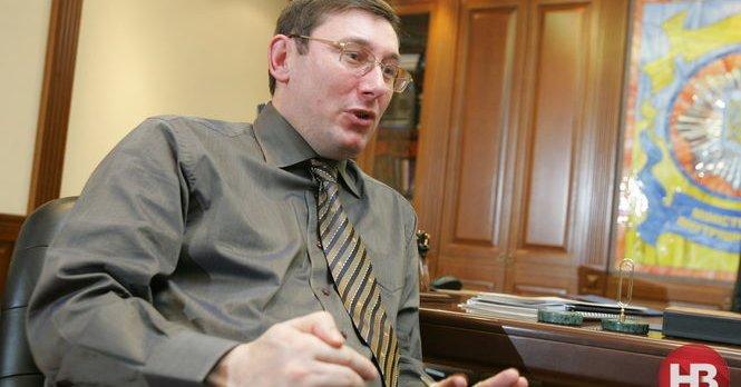 Луценко заверил в отсутствии «войны» между НАБУ и Генпрокуратурой