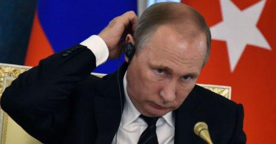 Путин: Украина переходит к террору