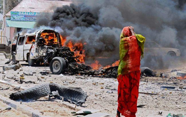 Теракт в Сомали: число погибших возросло до 23