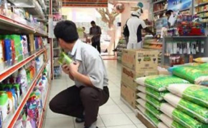 Львовские школьницы обокрали супермаркет