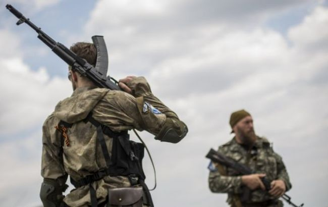 Боевики активизировали обстрелы на всех направлениях, — штаб АТО