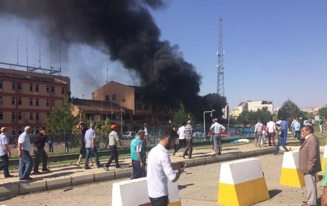 Взрыв в Турции: трое погибших и более 50 раненых