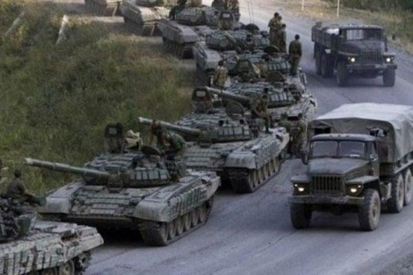 100-тысячная группировка: спикер АТО рассказал, сколько военных Россия стянула к границе Украины