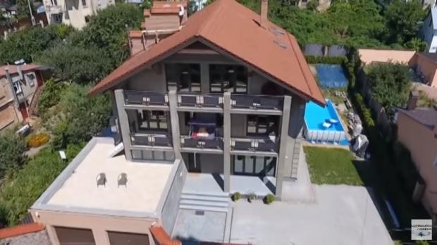 Эксклюзив: как выглядят дома украинских депутатов, которые они скрывали от народа (фото, видео)