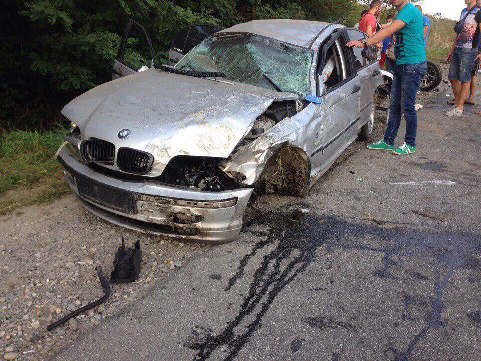 Водитель выжил в результате ужасной аварии на Львовщине (фото)