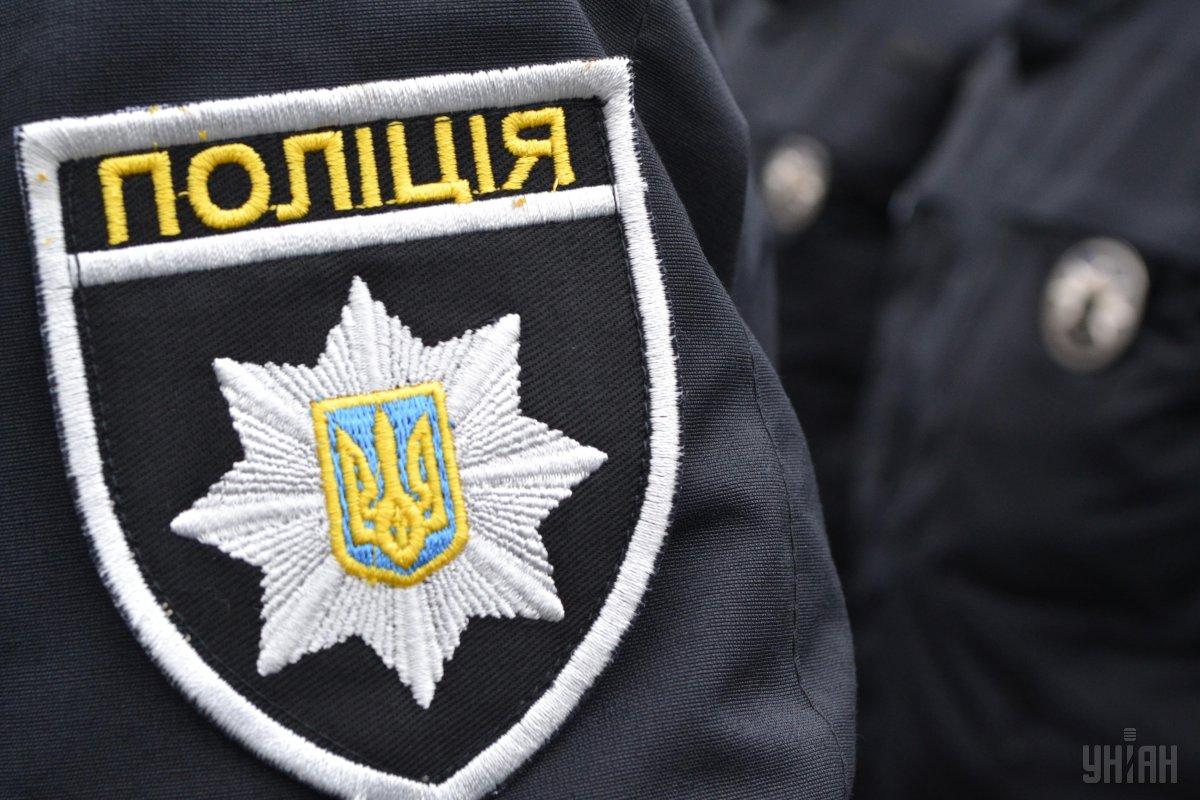 Во Львове водитель ранили двоих полицейских
