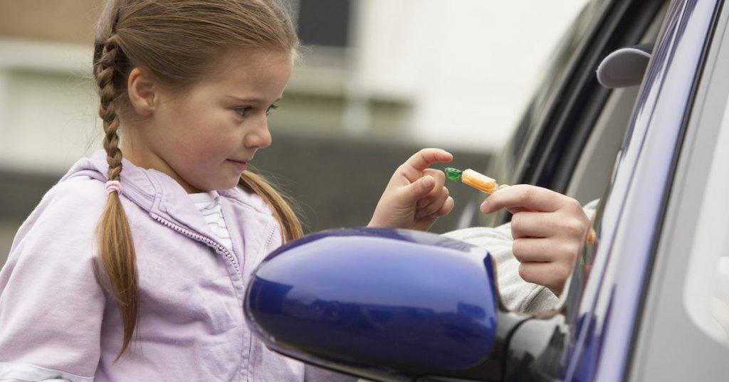 Вниманию родителей: зафиксированы попытки похищения детей (ВИДЕО)