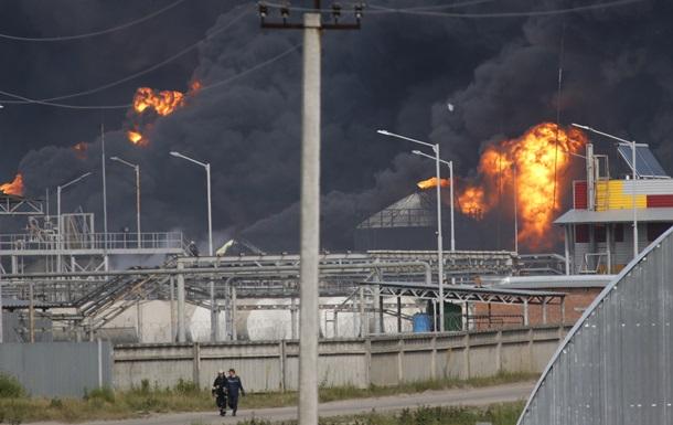 Пожар на нефтебазе под Киевом: почему не нашли виновных и кто прикрывает частную компанию