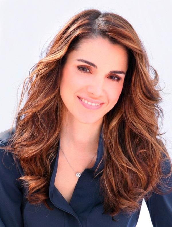 Чем живет ее Величество Королева Иордании. Не то что наши политики!