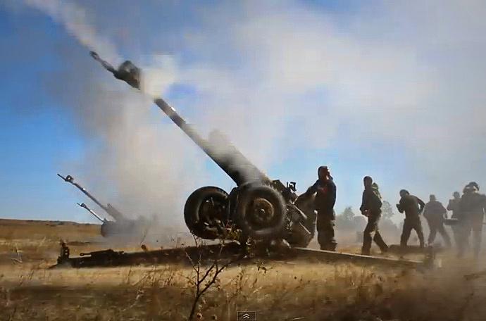Боевики за минувшие сутки 21 раз открывали огонь по силам АТО, — пресс-центр