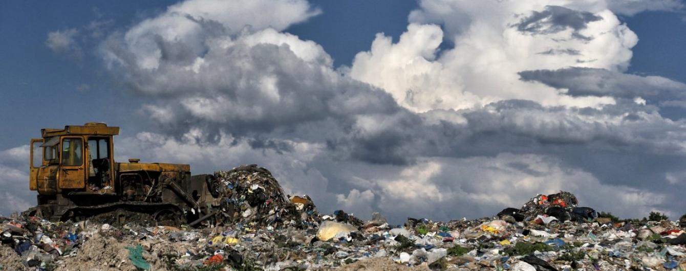 Полигон в Николаеве прекратил принимать мусор из Львова до внеочередной сессии горсовета 16 сентября
