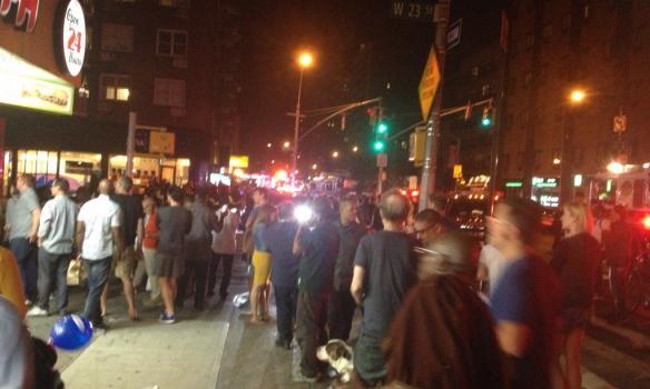 Число пострадавших при взрыве на Манхэттене возросло до 29; полиция нашла бомбу