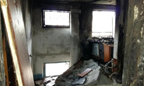 В Павлограде произошел взрыв в многоэтажке, повреждено несколько квартир