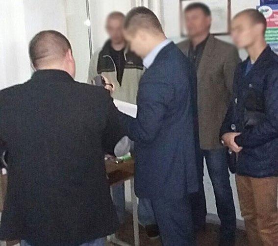 В Запорожье взяточник, вышедший под залог, повторно попался на вымогательстве
