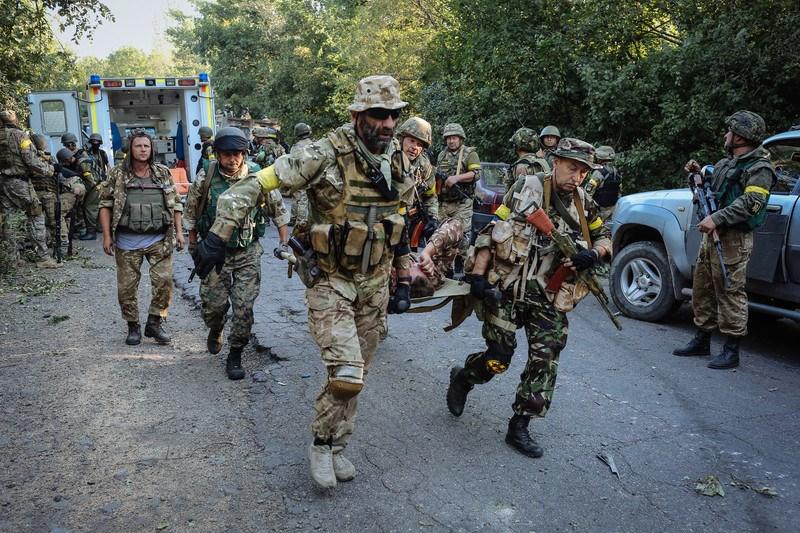 Сети взбудоражил запрет на въезд в Украину герою АТО