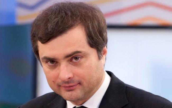Помощник Путина Сурков посетил Грецию вопреки санкциям ЕС, — Time