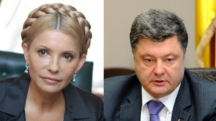 Повалит ли Тимошенко Порошенко?
