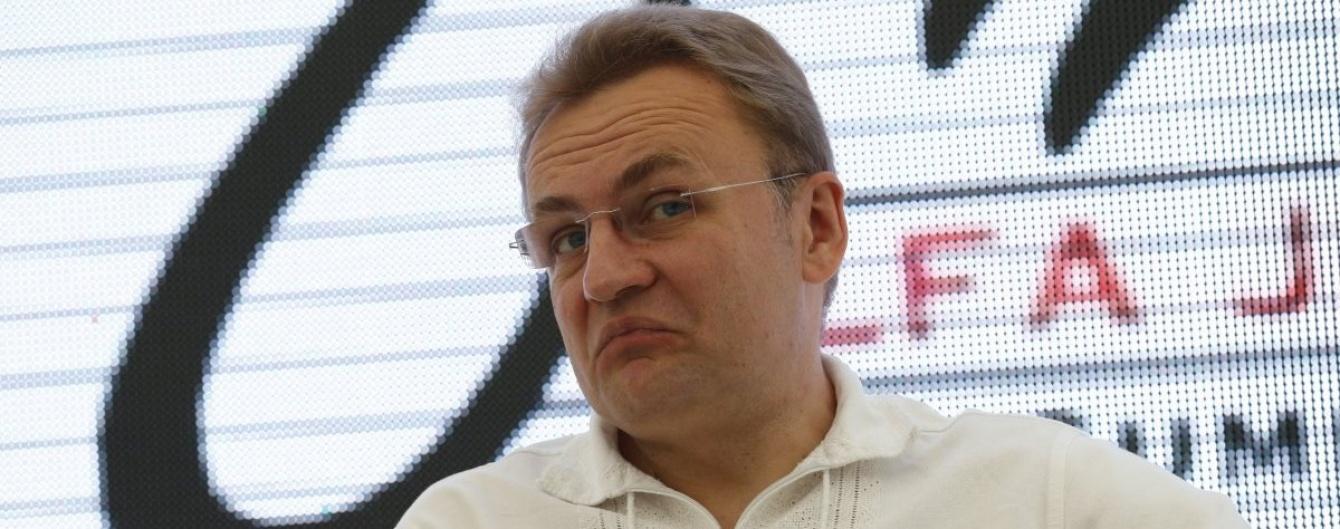 Бесхозный, лжец и собака. Как украинские политики называли мэра Садового (Фото)