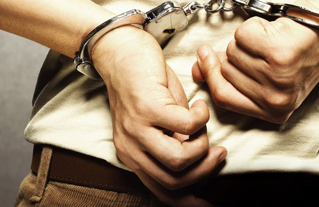 Задержали известного криминального авторитета