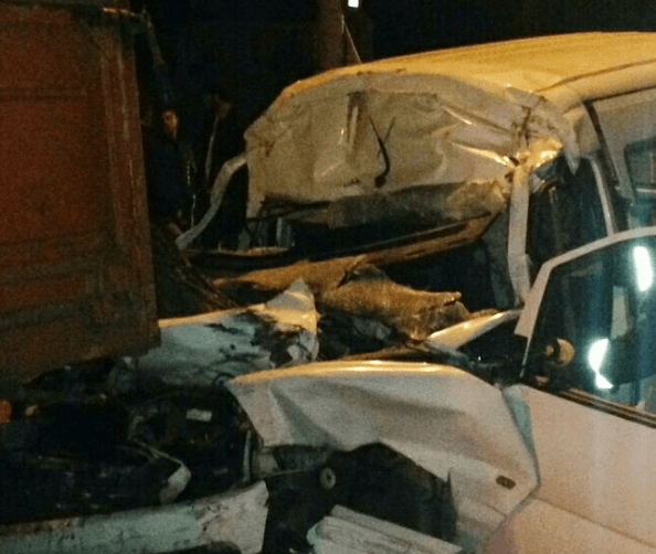 Мужчине оторвало голову: под Киевом произошло жуткое ДТП. Опубликованы фото