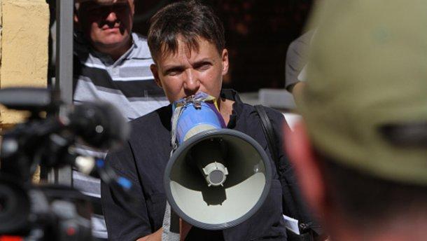 Савченко рассказала о «покушениях» на нее