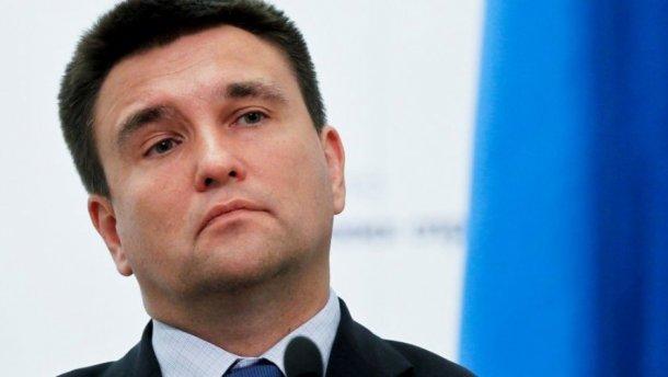 Климкин рассказал, кто на самом деле управляет оккупированным Донбассом