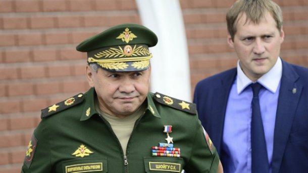 Шойгу позволили арестовать в Украине