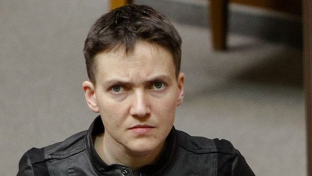 Савченко обвинила военное командование Украины в смерти добровольцев